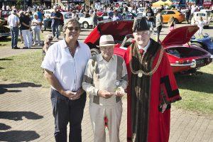 The Howard Wynn Memorial Award - Sponsor John Burton - Winner ~Dennis Ward ~ 1952 Rolls Royce